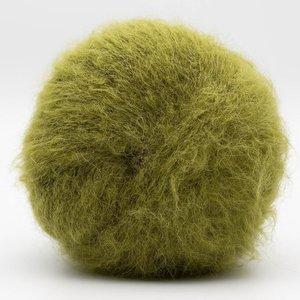 baby silk fluffy olive 2975