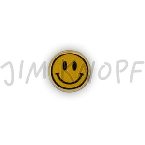 smiley knop cocos 16 mm