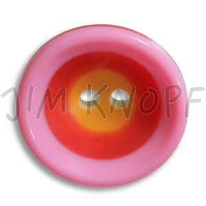 roos knop kunststof 16 mm