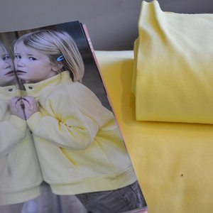 light yellow - sweater