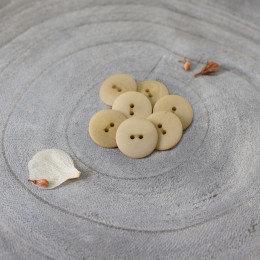 mustard - palm knoopje 15 mm