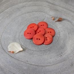 tangerine - palm knoopje 15 mm