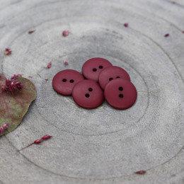 amarante - classic matte knoopje 15 mm