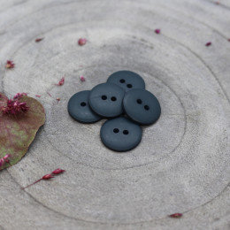 forest - classic matte knoopje 15 mm