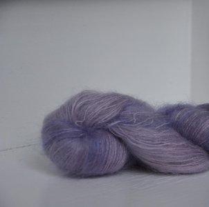 Julija Silk mohair lilac