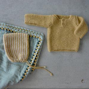 breipatroontje mijn eerste trui