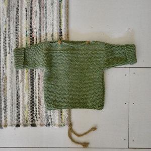breipatroontje mijn eerste T-trui