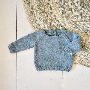 breipatroontje mijn eerste raglan trui