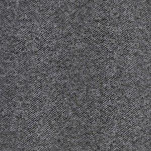 polar grey melange - fleece