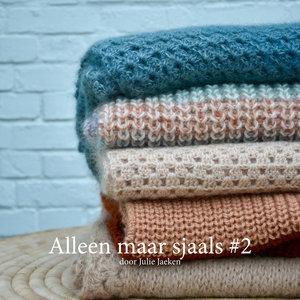 Alleen maar sjaals #2 (digitaal boekje)