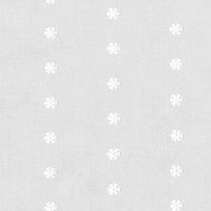 rebecca embroidery - katoen