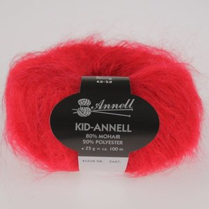 Kid annell 3112 rood