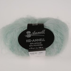 Kid annell 3122 pastel zeegroen