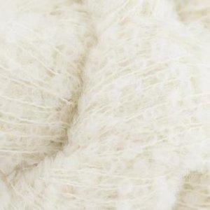 Kremke Alpaca bouclé ecru 0001