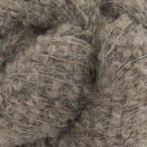 Kremke Alpaca bouclé  bruin 0091