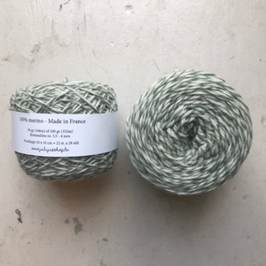 lichen chiné