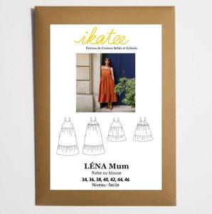 Pochette patron de couture Lena femme