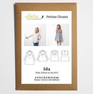 Pochette patron de couture Ida Top