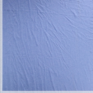 blauw organische katoen - tricot