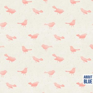 Birdy soft Pink - french terry