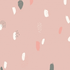 Moonstone pink AB - viscose