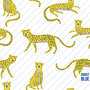 say cheeta - french terry