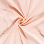 licht roos - double gauze uni
